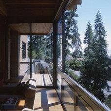 Modern Patio by Sagan / Piechota Architecture