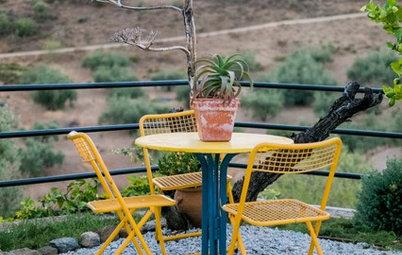 Dove lo Bevi il Caffe? 9 Idee per Tavolini Conversazione all'Aperto