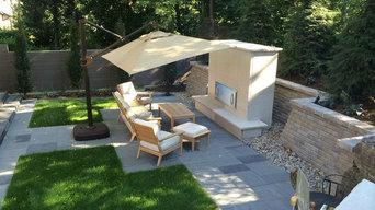 Etobicoke Outdoor Living Renovation