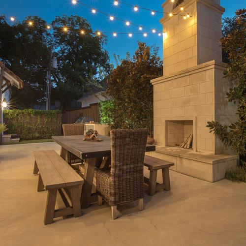 Landscape Lighting Highland Park: Euclid Residence