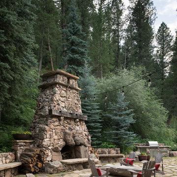 Evergreen Mountain Retreat