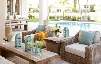 10 Outdoor Room Ideas That Radiate Style