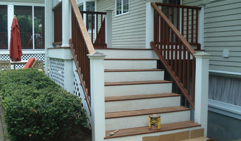 Exterior Deck and Patio Painting