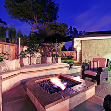Traditional Patio by Details a Design Firm