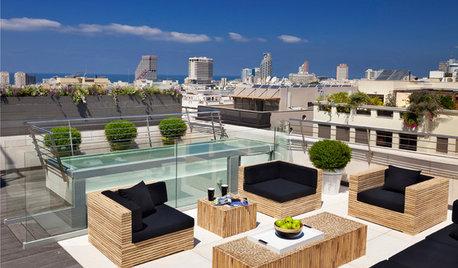 Insolite : 14 toits-terrasses de rêve pour profiter de l'été