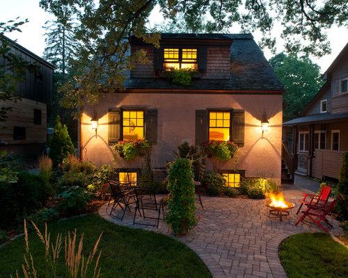 backyard paver patio design photos