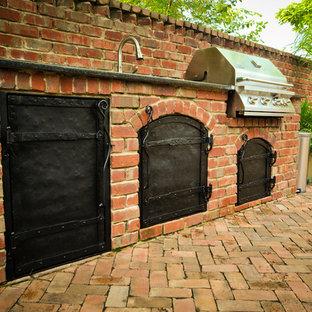 Exterior Kitchen Doors