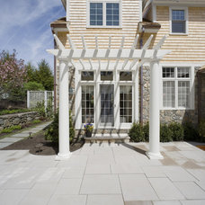 Traditional Patio by Mitchell Construction Group