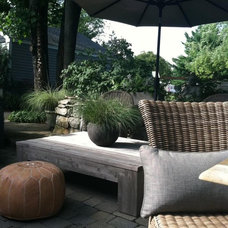 Modern Patio by Sage Market + Design