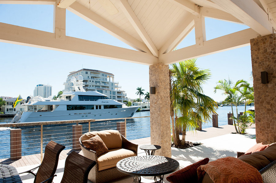 Exterior Transformation - Ft Lauderdale Intracoastal