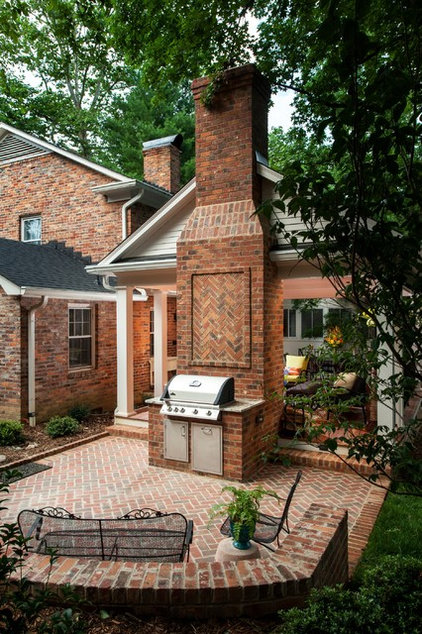 Traditional Patio by Advanced Renovations, Inc.