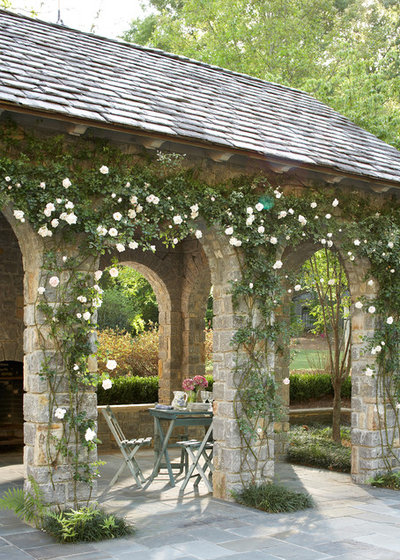 Traditional Patio by Jeff Herr Photography