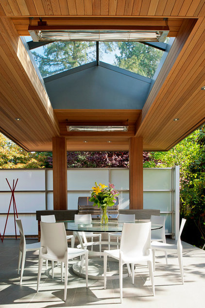 Contemporary Patio by Revival Arts   Architectural Photography