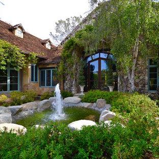 Idee per un patio o portico vittoriano
