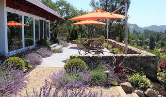 Fairfax modern agrarian garden