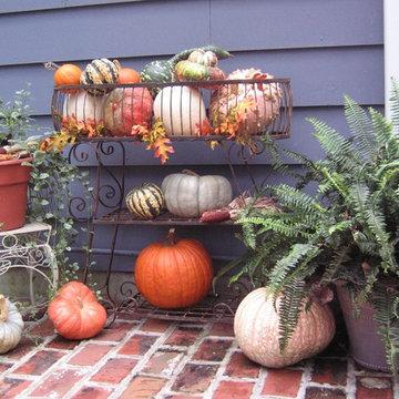 Fall & Halloween Deorating