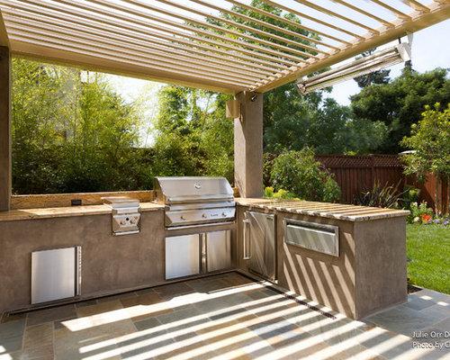 Medium Sized Patio Design Ideas, Renovations & Photos with ... on Medium Sized Backyard Ideas id=43941
