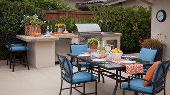 Family friendly outdoor living