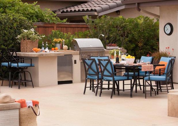 Traditional Patio by Sage Outdoor Designs