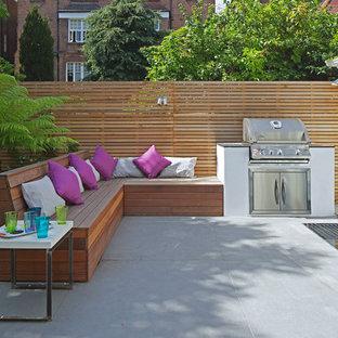 Family Home - London (Garden by Claire Garden Design)