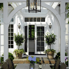 Traditional Patio by Legacy Construction Northeast LLC