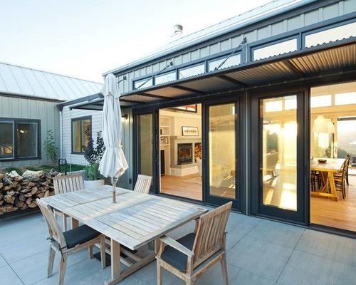 Inspiration For A Farmhouse Courtyard Patio Remodel In San Luis Obispo