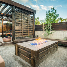 Rustic Patio by From The Hip Photo