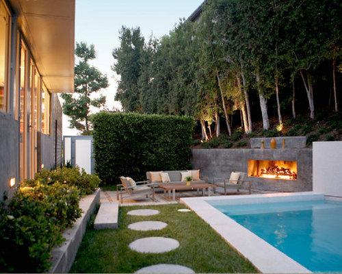 Private garden sanctuary houzz - Designing barbecue spot outdoor sanctuary ...