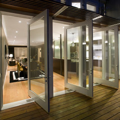 modern patio by Feldman Architecture, Inc.