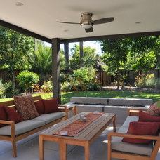 Traditional Patio by Environmental Foresight, Inc.