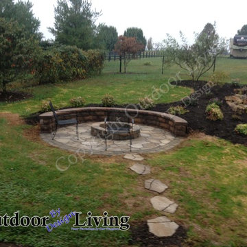 Fire Pit Ideas for your Kentucky Landscape