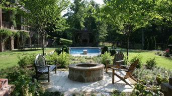 Fire Pit in Shoal Creek
