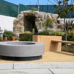Fire Pit - Mark Concrete