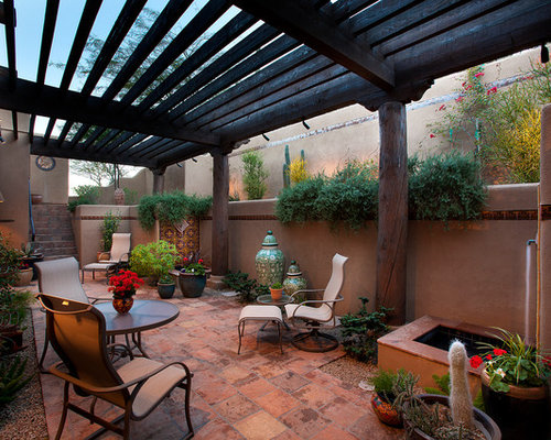 southwest patio houzz