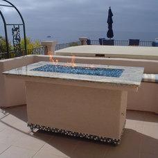 Mediterranean Patio by FireCrystals