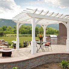 Traditional Patio by All Backyard Fun