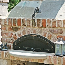 Traditional Patio by Shane Robison Designs