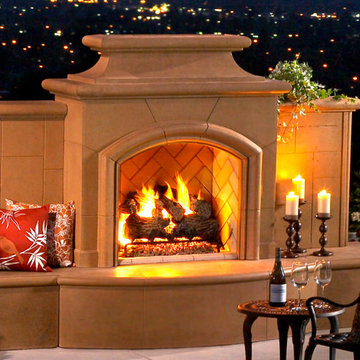Fireplaces - American Fyre Designs