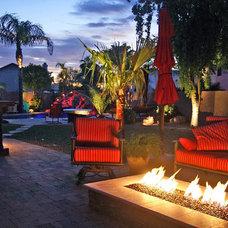 Tropical Patio by Alexon Design Group