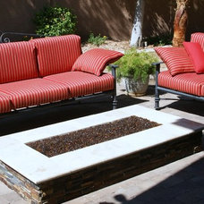 Traditional Patio by Alexon Design Group
