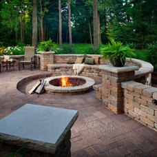 Firepits by Blue Max Materials