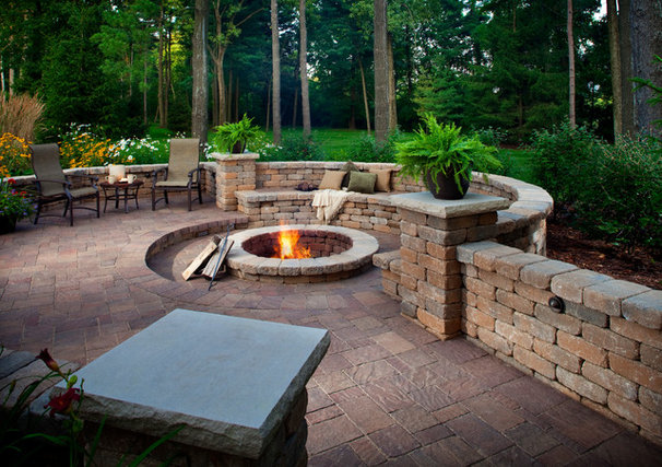 Fire Pits by Blue Max Materials