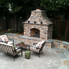 Patio by Jeff Wortham & Associates