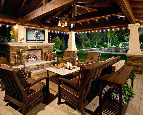 Encuentra ideas para decorar casas de estilo mediterráneo 80 inch ...