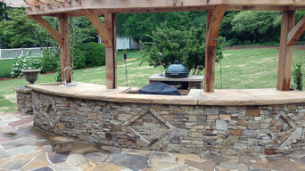 Fireside Outdoor Kitchens Evo Completed