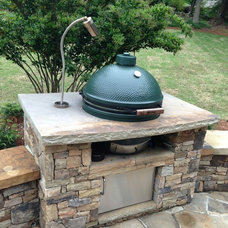 Traditional Patio by Fireside Outdoor Kitchens