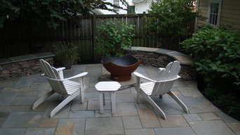Flagstone Patio Arlington