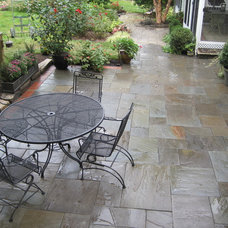 Traditional Patio by Sterling Horticultural Services