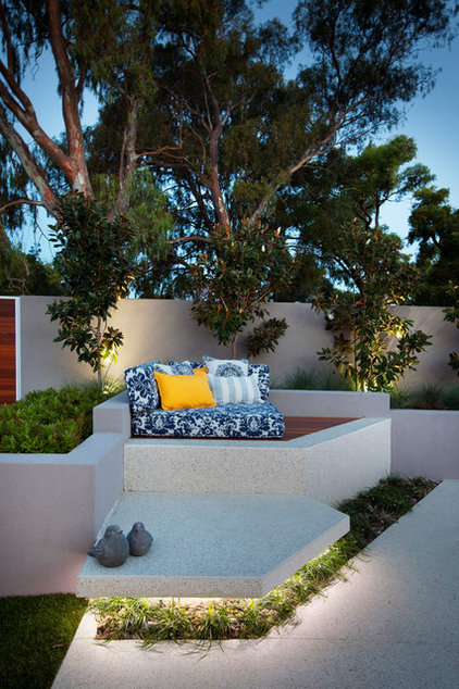 Contemporary Patio by Outside In