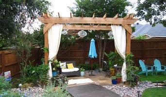 Flower Mound Backyard Oasis
